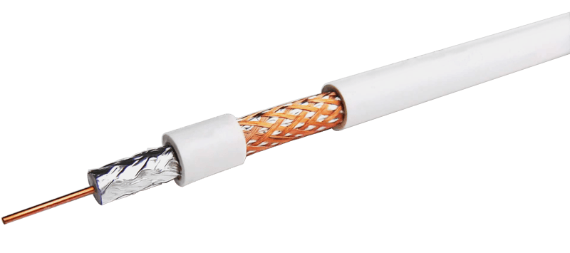 IP и цифровое видеонаблюдение, выбор кабеля